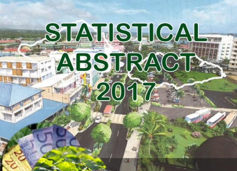 Samoa Bureau of Statistics - Statistical Abstract 2017